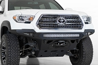 2016-2020 Toyota Tacoma Stealth Fighter Winch Front Bumper