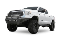 2014 - 2020 Toyota Tundra Honeybadger Front Bumper