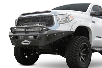 2014 - 2020 Toyota Tundra Honeybadger Winch Front Bumper