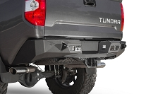 2014 - 2020 Toyota Tundra Stealth Fighter Rear Bumper W/ Sensors