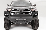 Fab Fours Tacoma Vengeance Series Front Bumper W/ No Guard