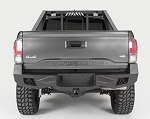Fab Fours Tacoma Vengeance Series Rear Bumper