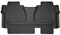 Huskey Weatherbeater™ Custom Car Mats (Rear)