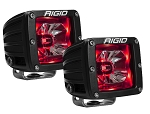 Rigid Industries Radiance Pod Red Backlight /2