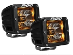Rigid Industries Radiance Pod Amber Backlight /2