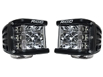 Rigid Industries D-SS FLOOD SM BLK /2
