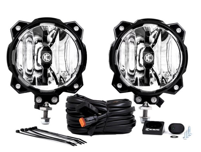 Gravity® LED Pro6 Single Pair Pack System (Spot)